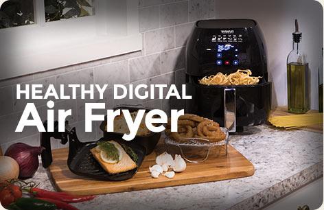 nuwave brio digital air fryer - Nuwave Air Fryer
