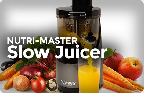 Nuwave Slow Juicer Review : NuWaveNow